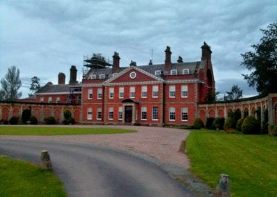 Halston Hall