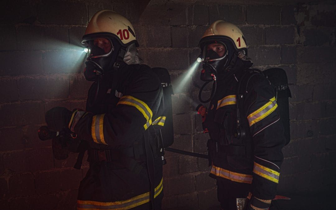 What is a fire protection system?